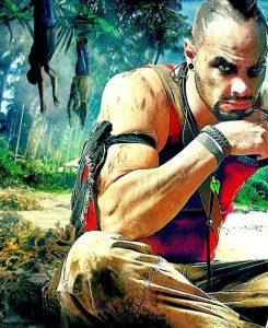 Vaas, enemigo del videojuego Far Cry 3