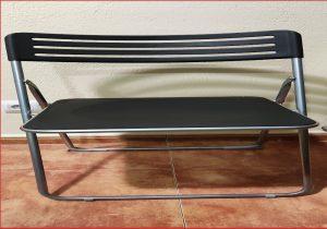 La silla original de mi habitación