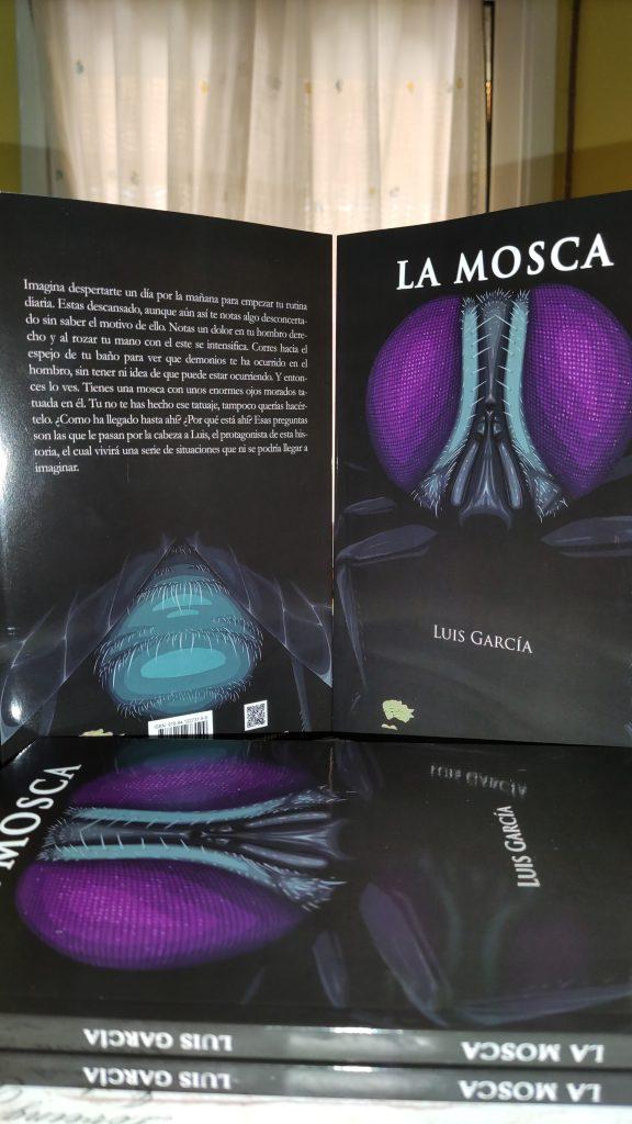 La Mosca, libro de Luis García @debianlu en twitter