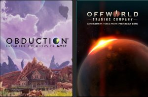 Obduction & OffWorld Gratis en Epic Games