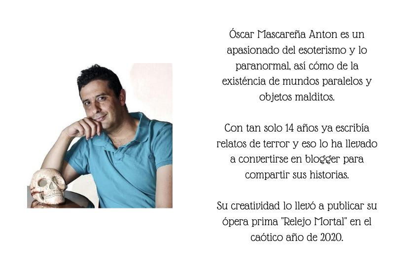 Oscar M. Antón